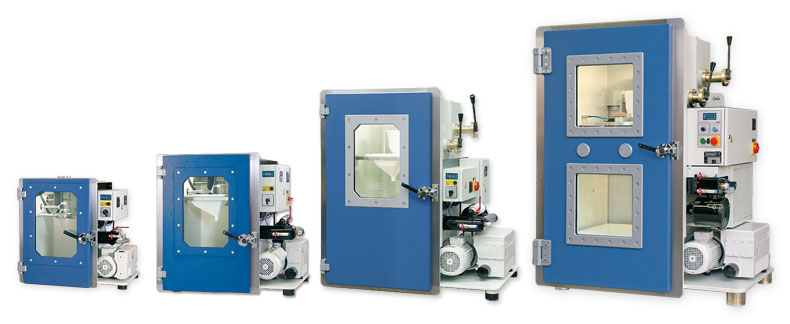 manual vacuum casting machine